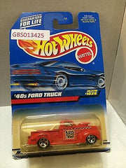 (TAS030931) - Mattel Hot Wheels Car - '40s Ford Truck, , Cars, Hot Wheels, The Angry Spider Vintage Toys & Collectibles Store