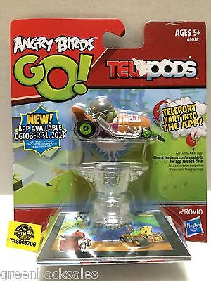 (TAS009706) - Hasbro - Angry Birds GO! Telepods - Teleport Kart into the App, , Action Figure, Angry Birds, The Angry Spider Vintage Toys & Collectibles Store