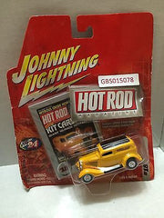 (TAS030658) - Johnny Lightning Hot Rod Magazine #18, , Trucks & Cars, Johnny Lightning, The Angry Spider Vintage Toys & Collectibles Store