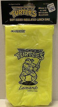 (TAS003275) - TMNT - Teenage Mutant Ninja Turtles Soft-Sided Insulated Lunch Bag, , Lunch Box, Teenage Mutant Ninja Turtles, The Angry Spider Vintage Toys & Collectibles Store
