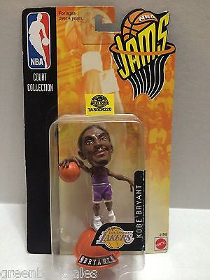 (TAS008220) - Mattel Basketball NBA Jams Figure - Kobe Bryant #8 L.A. Lakers, , Action Figure, NBA, The Angry Spider Vintage Toys & Collectibles Store