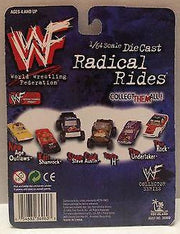 (TAS000041) - 1999 WWF Radical Rides Diecast Replica - Mankind, , Cars, WWF, The Angry Spider Vintage Toys & Collectibles Store  - 2