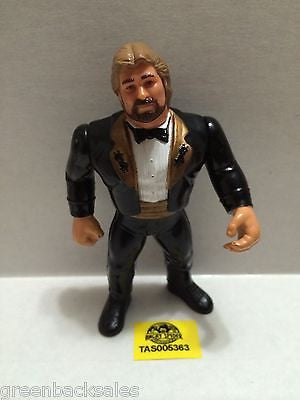 (TAS005363) - WWE WWF WCW nWo Wrestling Hasbro Action Figure - Ted Dibiase, , Action Figure, Wrestling, The Angry Spider Vintage Toys & Collectibles Store