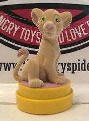 (TAS001082) - Disney The Lion King Used Stamper - Simba Lion, , Stampers, Disney, The Angry Spider Vintage Toys & Collectibles Store
