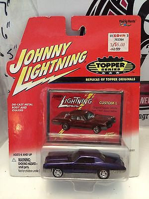 (TAS004297) - Johnny Lightning Replicas of Topper Originals - Custom L, , Cars, Johnny Lightning, The Angry Spider Vintage Toys & Collectibles Store