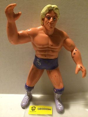 "(TAS030846) - WWE WWF WCW NWO LJN Wrestling OSFTM Figure - ""Nature Boy"" Ric Flai, , Action Figure, Wrestling, The Angry Spider Vintage Toys & Collectibles Store"