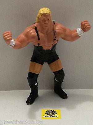 (TAS006650) - Galoob WCW Wrestling Figure - Ric Flair w/ Bel, , Sports, Varies, The Angry Spider Vintage Toys & Collectibles Store