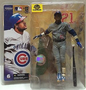 (TAS008489) - McFarlane Sports Figure - MLB Sammy Sosa Chicago Cubs, , Action Figure, McFarlane Toys, The Angry Spider Vintage Toys & Collectibles Store