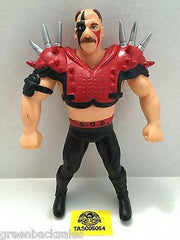 (TAS005054) - WWE WWF WCW nWo Wrestling Bend-Ems Action Figure - L.O.D. Hawk, , Sports, Varies, The Angry Spider Vintage Toys & Collectibles Store