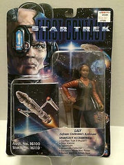 (TAS031303) - Playmates - Star Trek First Contact - Lily, , Action Figure, Star Trek, The Angry Spider Vintage Toys & Collectibles Store