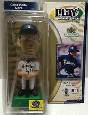 (TAS008519) - Collectible MLB Special Edition Play Makers - Ichiro, , Action Figure, MLB, The Angry Spider Vintage Toys & Collectibles Store