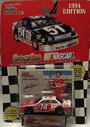 (TAS000989) - Racing Champions StockCar Nascar - John Andretti #14 Kanawha, , Trucks & Cars, Nascar, The Angry Spider Vintage Toys & Collectibles Store
