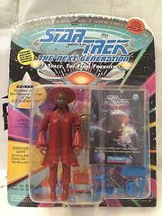(TAS001042) - Playmates Star Trek The Next Generation - Guinan, , Action Figure, Star Trek, The Angry Spider Vintage Toys & Collectibles Store