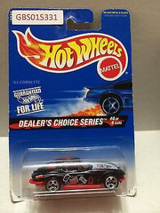 (TAS031012) - Hot Wheels '63 Corvette Dealer's Choice Series 4/4, , Cars, Hot Wheels, The Angry Spider Vintage Toys & Collectibles Store