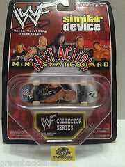 (TAS008209) - WWE WWF Fast Action Mini Skateboard Series - Steve Austin, , Action Figure, Wrestling, The Angry Spider Vintage Toys & Collectibles Store