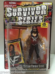 (TAS006709) - Jakks Pacific WWF WCW Survivor Series Figure - X-Pac, , Action Figure, Wrestling, The Angry Spider Vintage Toys & Collectibles Store