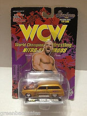 (TAS008759) - 1998 Racing Champions WCW Nitro-Street Rod Car - Goldberg, , Diecast-Modern Manufacture, Racing Champions, The Angry Spider Vintage Toys & Collectibles Store  - 1