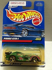 (TAS030966) - Mattel Hot Wheels Car - Panoz GTR-1, , Cars, Hot Wheels, The Angry Spider Vintage Toys & Collectibles Store
