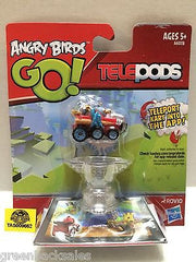 (TAS009662) - Angry Birds GO! Telepods - Teleport Kart into the App, , Action Figure, Angry Birds, The Angry Spider Vintage Toys & Collectibles Store