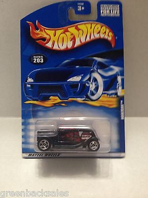 (TAS010269) - 2000 Mattel Hot Wheels Die Cast Replica - Hooligan, , Trucks & Cars, Hot Wheels, The Angry Spider Vintage Toys & Collectibles Store  - 1