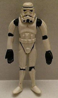 (TAS003884) - Star Wars Bend-Ems Action Figure - Stormtropper, , TV, Movie & Video Games, n/a, The Angry Spider Vintage Toys & Collectibles Store