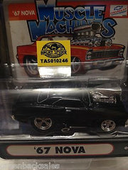 (TAS010246) - 2000 Muscle Machines Die Cast Collectible Car - '67 Nova, , Trucks & Cars, Muscle Machines, The Angry Spider Vintage Toys & Collectibles Store  - 3