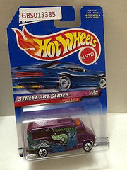(TAS030926) - Mattel Hot Wheels Car - Ambulance, , Cars, Hot Wheels, The Angry Spider Vintage Toys & Collectibles Store