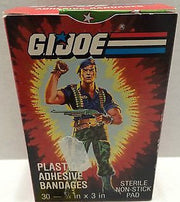 (TAS004165) - G.I. Joe Plastic Adhesvie Bandages, , Other, G.I Joe, The Angry Spider Vintage Toys & Collectibles Store