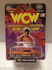 (TAS008940) - 1998 Racing Champions WCW Nitro-Street Rod Car - Disco Inferno, , Diecast-Modern Manufacture, Racing Champions, The Angry Spider Vintage Toys & Collectibles Store  - 1