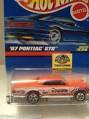 (TAS010406) - 2000 Mattel Hot Wheels Die Cast Replica - '67 Pontiac GTO, , Trucks & Cars, Hot Wheels, The Angry Spider Vintage Toys & Collectibles Store  - 3