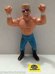 (TAS006510) - WWE WWF WCW nWo Wrestling Galoobs Action Figure - Sting, , Action Figure, Wrestling, The Angry Spider Vintage Toys & Collectibles Store