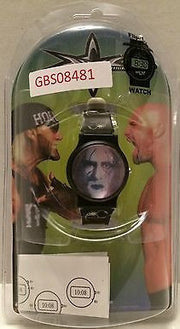 (TAS031673) - WWE WWF WCW Wrestling Watch - Sting, , Watches, Clocks, Timepieces, Wrestling, The Angry Spider Vintage Toys & Collectibles Store