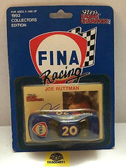 (TAS004611) - Racing Champions Fina Racing - Joe Ruttman #20, , Other, Varies, The Angry Spider Vintage Toys & Collectibles Store