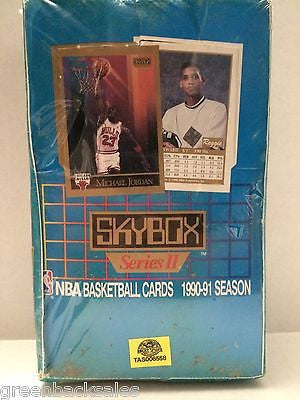 (TAS006558) - Skybox - NBA Basketball Cards 1990-91 Season, , Trading Cards, NBA, The Angry Spider Vintage Toys & Collectibles Store