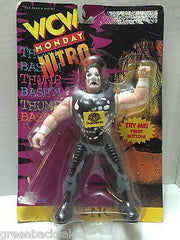 (TAS008040) - TOSFTM WCW Wrestling Monday Nitro - Sting, , Action Figure, Wrestling, The Angry Spider Vintage Toys & Collectibles Store