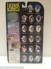 (TAS010390) - 2001 Official Legends of Batman Action Figure - Knightsend Batman, , Action Figure, Batman, The Angry Spider Vintage Toys & Collectibles Store  - 2
