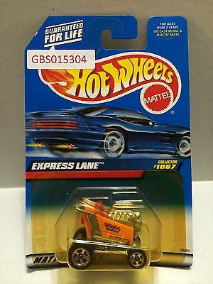 (TAS031001) - Mattel Hot Wheels Car - Express Lane, , Cars, Hot Wheels, The Angry Spider Vintage Toys & Collectibles Store