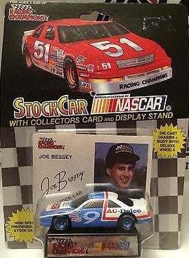 (TAS001155) - Racing Champions StockCar Nascar - Joe Bessey #9 AC-Delco, , Trucks & Cars, Nascar, The Angry Spider Vintage Toys & Collectibles Store