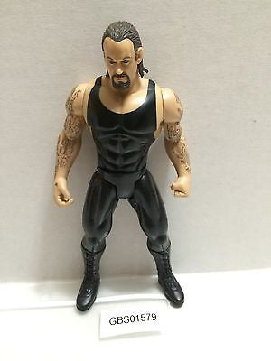 (TAS031273) - WWF WWE WCW Jakks Wrestling Action Figure - The Undertaker, , Action Figure, Wrestling, The Angry Spider Vintage Toys & Collectibles Store
