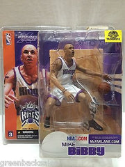 (TAS008212) - McFarlane Sports Action Figure - NBA Sacramento Kings Mike Bibby, , Action Figure, n/a, The Angry Spider Vintage Toys & Collectibles Store