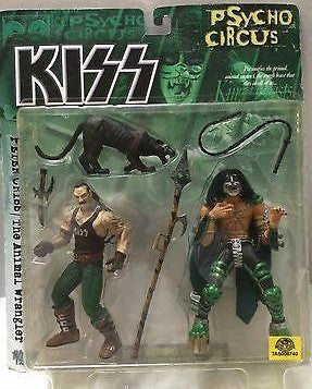 (TAS006740) - McFarlane Toy Kiss Psycho Circus - Peter Criss/The Animal Wrangler, , Action Figure, McFarlane Toys, The Angry Spider Vintage Toys & Collectibles Store