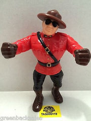(TAS005119) - WWF WWE WCW nWo LJN Wrestling Hasbro Figure - The Mounty, , Action Figure, Wrestling, The Angry Spider Vintage Toys & Collectibles Store