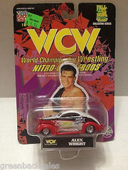 (TAS009059) - 1998 Racing Champions WCW Nitro-Street Rod Car - Alex Wright, , Diecast-Modern Manufacture, Racing Champions, The Angry Spider Vintage Toys & Collectibles Store  - 1