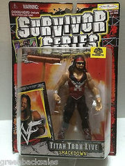(TAS006711) - Jakks Pacific WWF WCW Survivor Series Figure - X-Pac, , Action Figure, Wrestling, The Angry Spider Vintage Toys & Collectibles Store