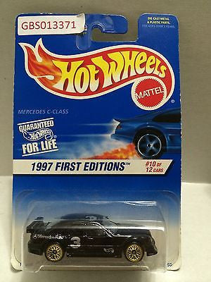 (TAS030919) - Mattel Hot Wheels Car - 1997 First Edition, , Cars, Hot Wheels, The Angry Spider Vintage Toys & Collectibles Store