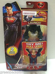 (TAS031651) - DC Comics Quick Shots Superman Man of Steel Figure - Superman, , Action Figure, Superman, The Angry Spider Vintage Toys & Collectibles Store
