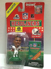 (TAS008175) - MLB NBA NFL NHL Headliners Sports Figure - Steve McNair, , Action Figure, NFL, The Angry Spider Vintage Toys & Collectibles Store