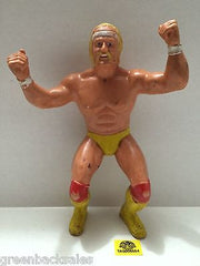 "(TAS006554) - WWE WWF WCW nWo Wrestling LJN 8"" Action Figure - Hulk Hogan, , Action Figure, n/a, The Angry Spider Vintage Toys & Collectibles Store"