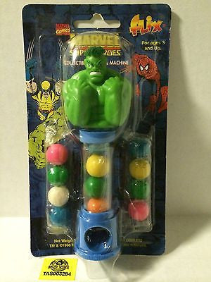 (TAS003284) - Marvel Comics Superheores Gumball Machine Hulk, , Other, Marvel Toys, The Angry Spider Vintage Toys & Collectibles Store