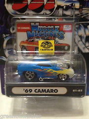 (TAS010245) - 2000 Muscle Machines Die Cast Collectible Car - '69 Camaro, , Trucks & Cars, Muscle Machine, The Angry Spider Vintage Toys & Collectibles Store  - 3